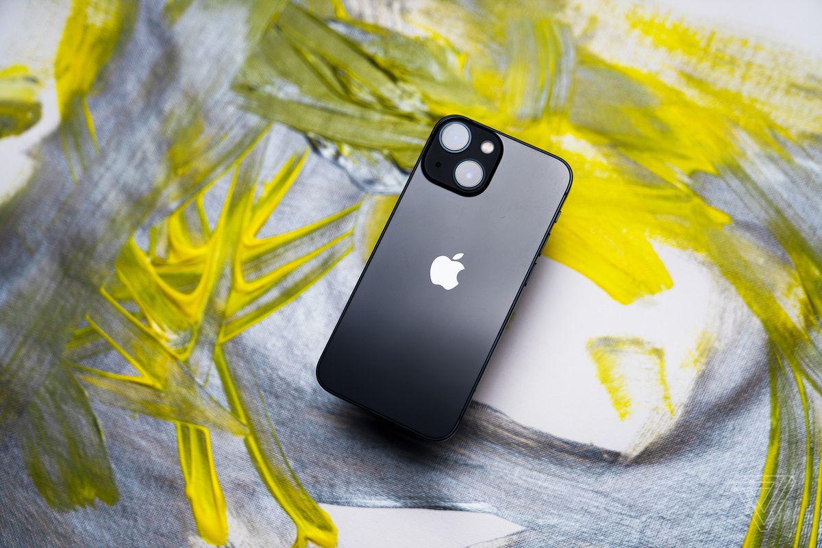 The iPhone 13 Mini
