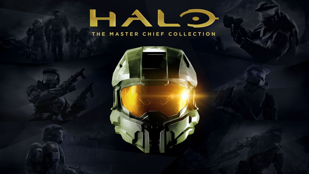Halo: The Master Chief Collection product art