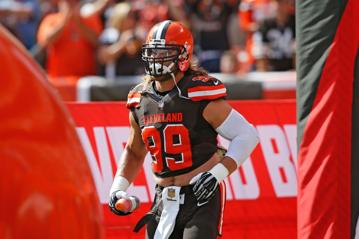 NFL: Oakland Raiders at Cleveland Browns