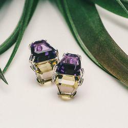 """Dyad earrings, <a href=""""http://www.aeajewelry.com/shop-all/dyad-earrings"""">$710</a>"""