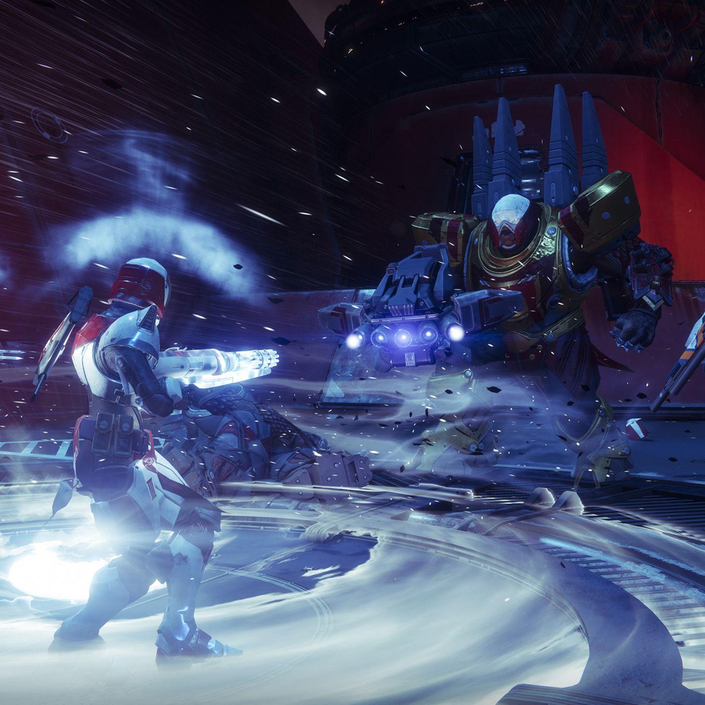 Destiny 2's newest patch revamps Arc classes, improves drop rates