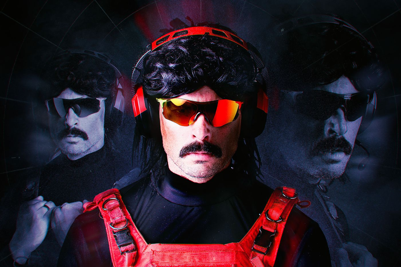 Twitch Star Dr Disrespect On Life Changing Money Gaming And Being A Villain The Verge