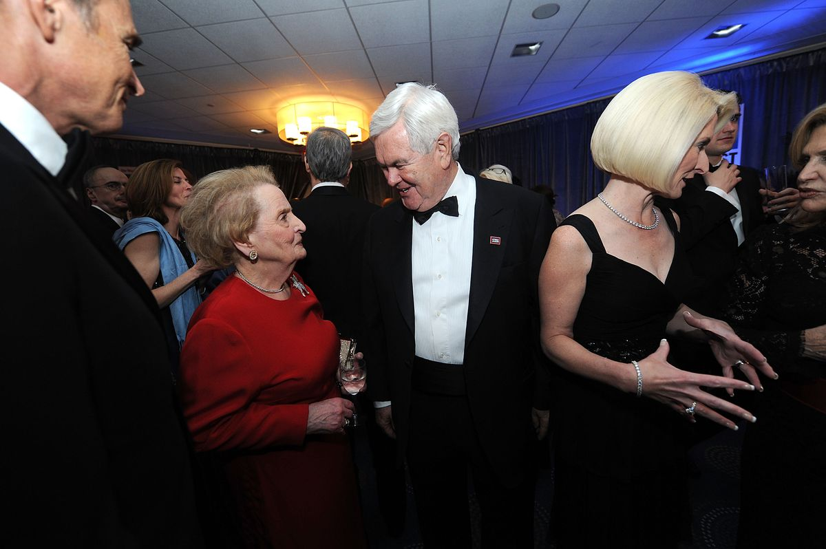 National Journal And The Atlantic White House Correspondents' Pre-Dinner Reception
