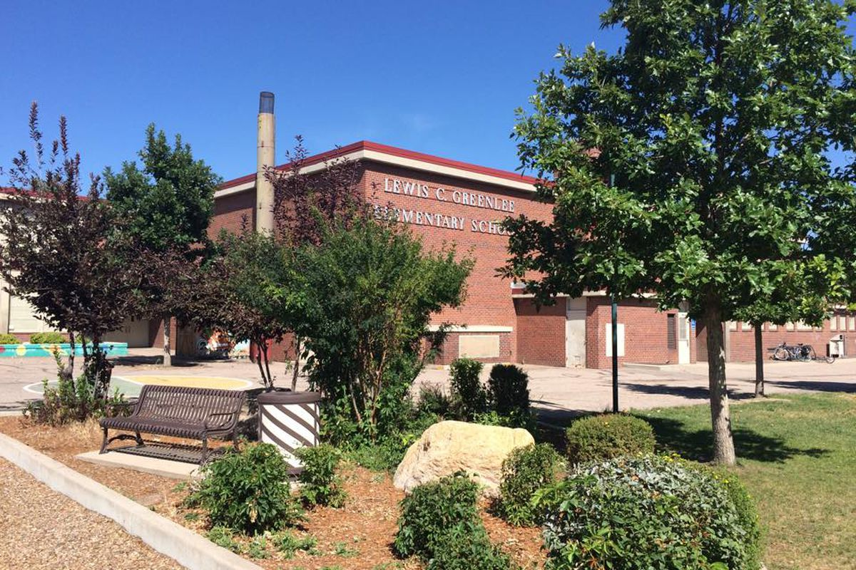 Greenlee Elementary school in Denver