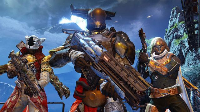 Here's how Bungie comes up with Destiny's wacky weapon names