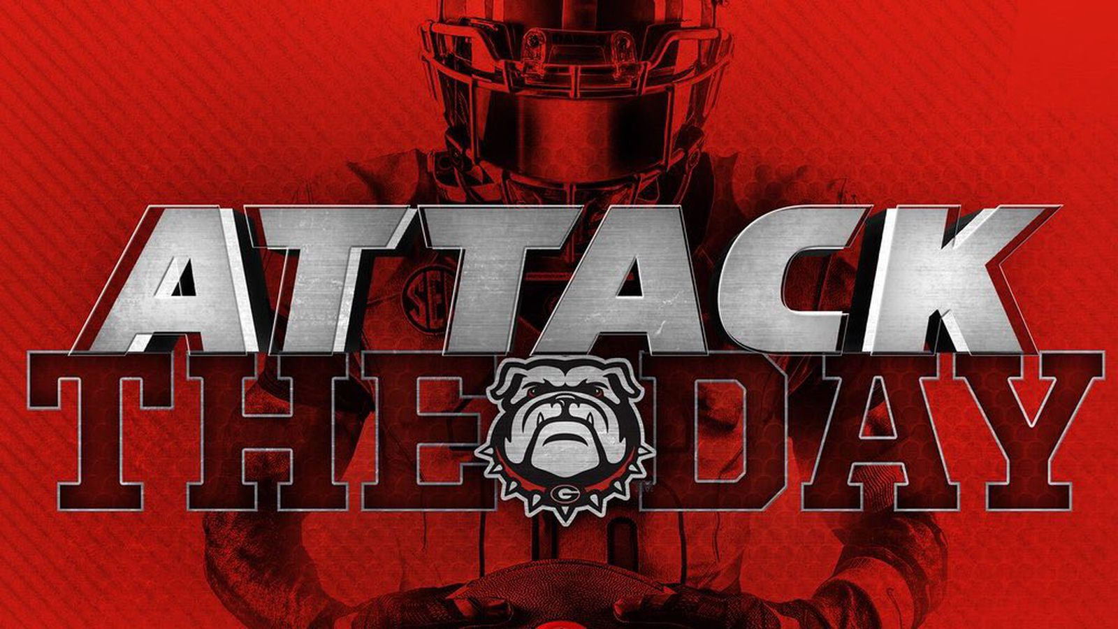 Georgia Football's New Motto: Attack The Day - Dawg Sports