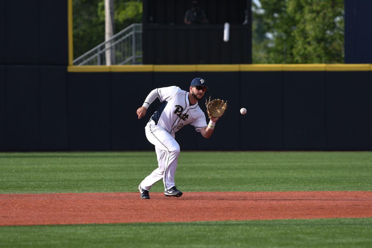 pitt baseball stuns no. 1 seed north carolina in acc tournament to