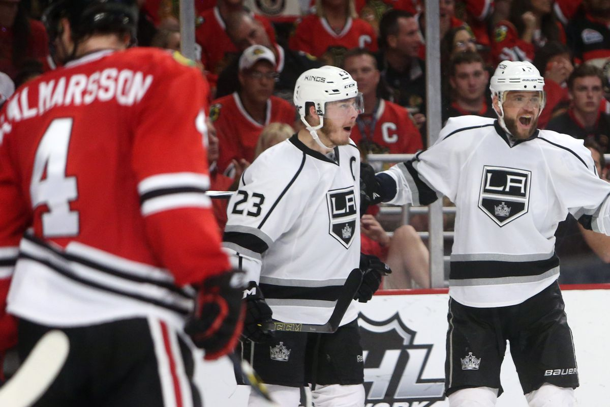 One of these guys was the best player in Game 7... and it wasn't Gaborik.