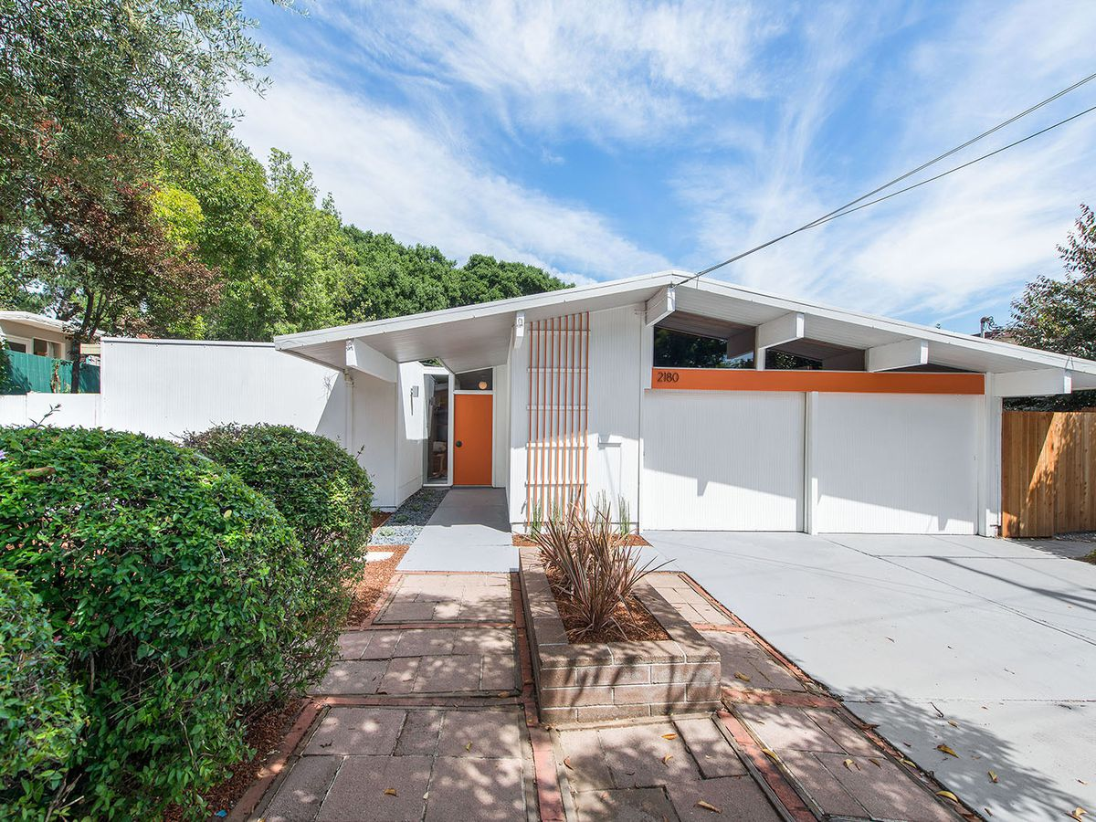 Mapping 16 Eichlers For Sale In The Bay Area Curbed Sf