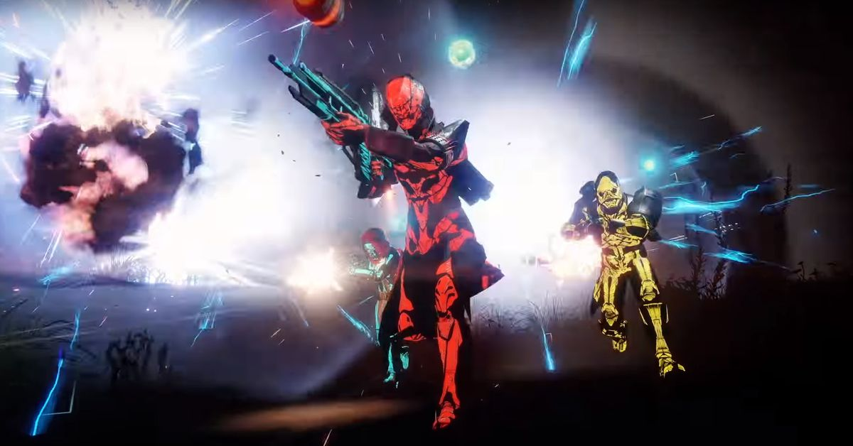 Destiny 2's Festival of the Lost patch fixes the game's worst subclasses