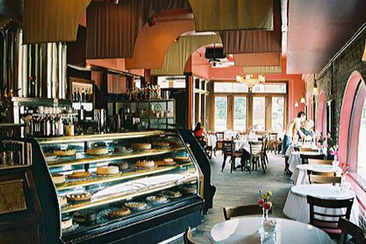 Cafe Intermezzo in Brookwood. Photo courtesy of Cafe Intermezzo.
