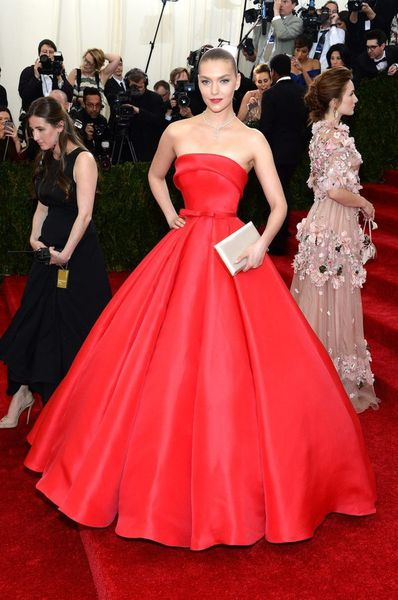 Gowns! White Tie! Gloves! All the Looks From the 2014 # ...