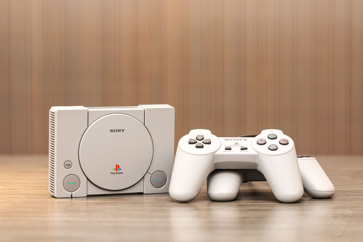 PlayStation Classic has a secret debug menu that can be