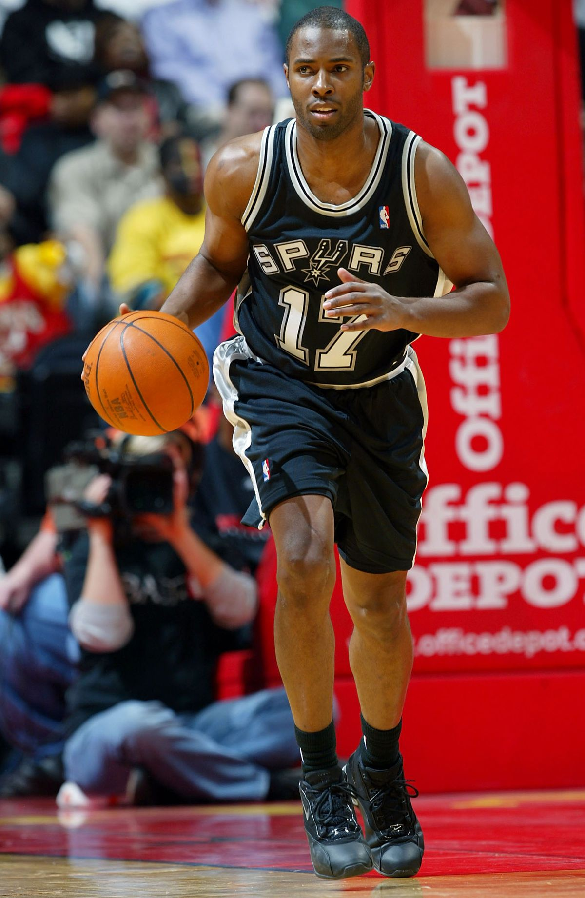 Spurs v Hawks