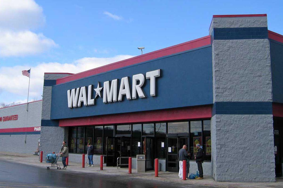 "Image <a href=""http://en.wikipedia.org/wiki/Walmart"">via</a>."