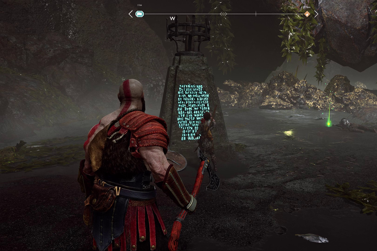 God Of War Guide Iron Cove Walkthrough And Collectibles Polygon