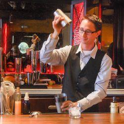 Bar Manager, Kyle West