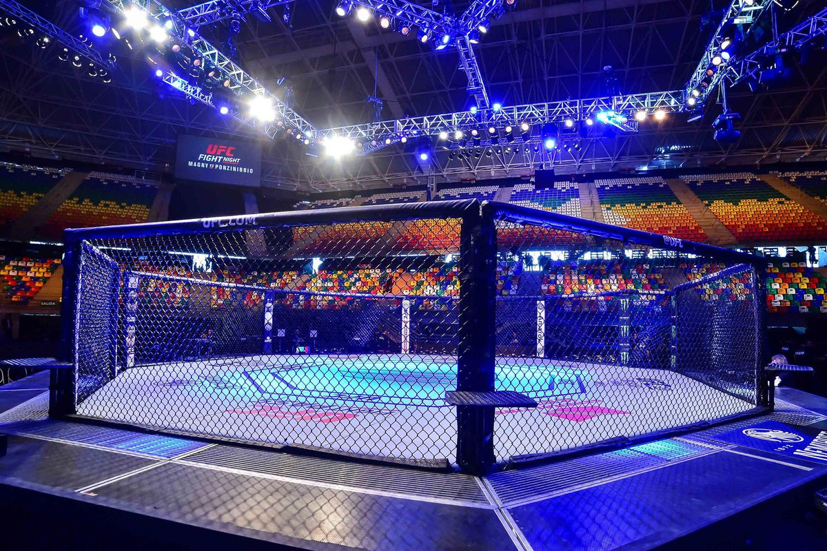MMA: UFC Fight Night-Buenos Aires
