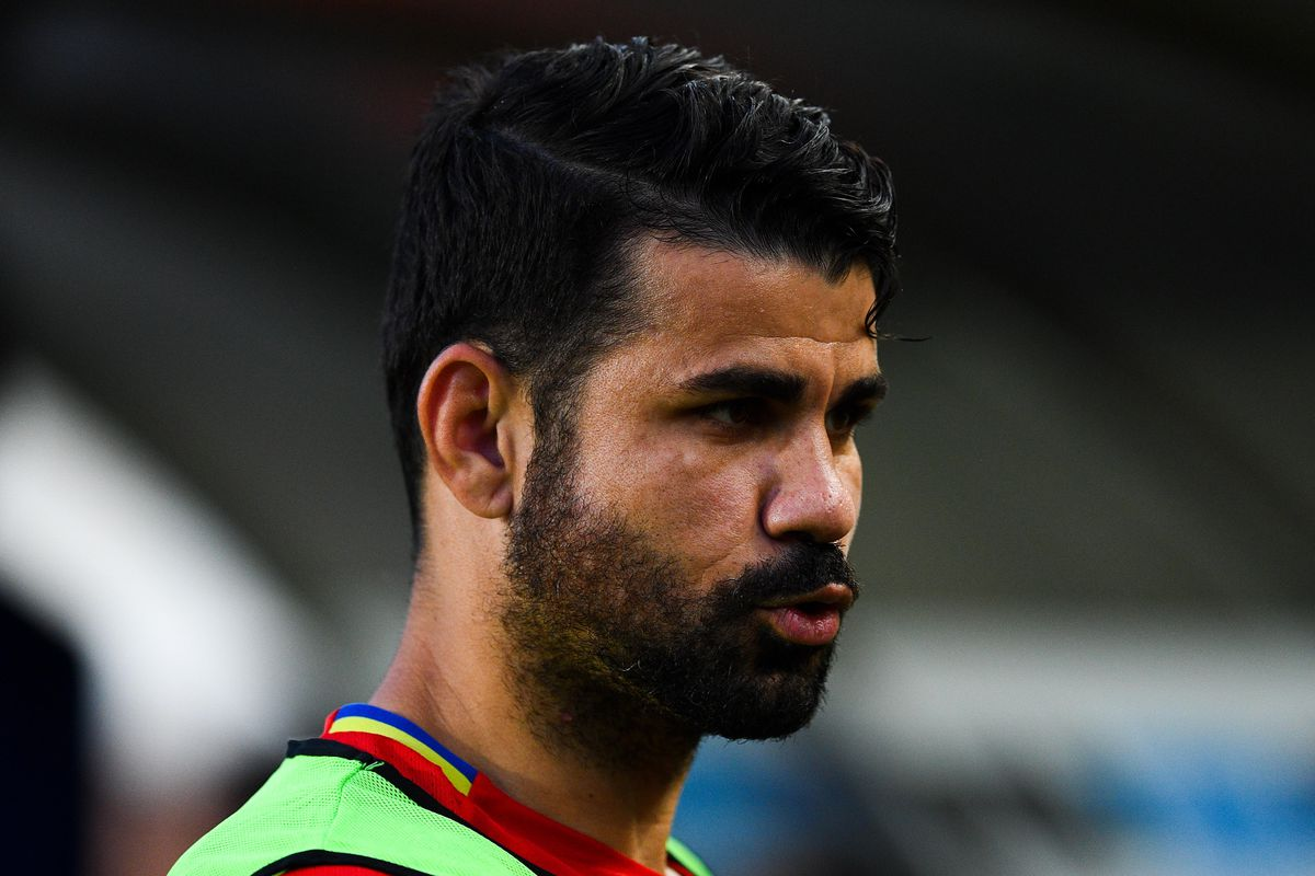 Diego Costa still waiting for Chelsea's decision