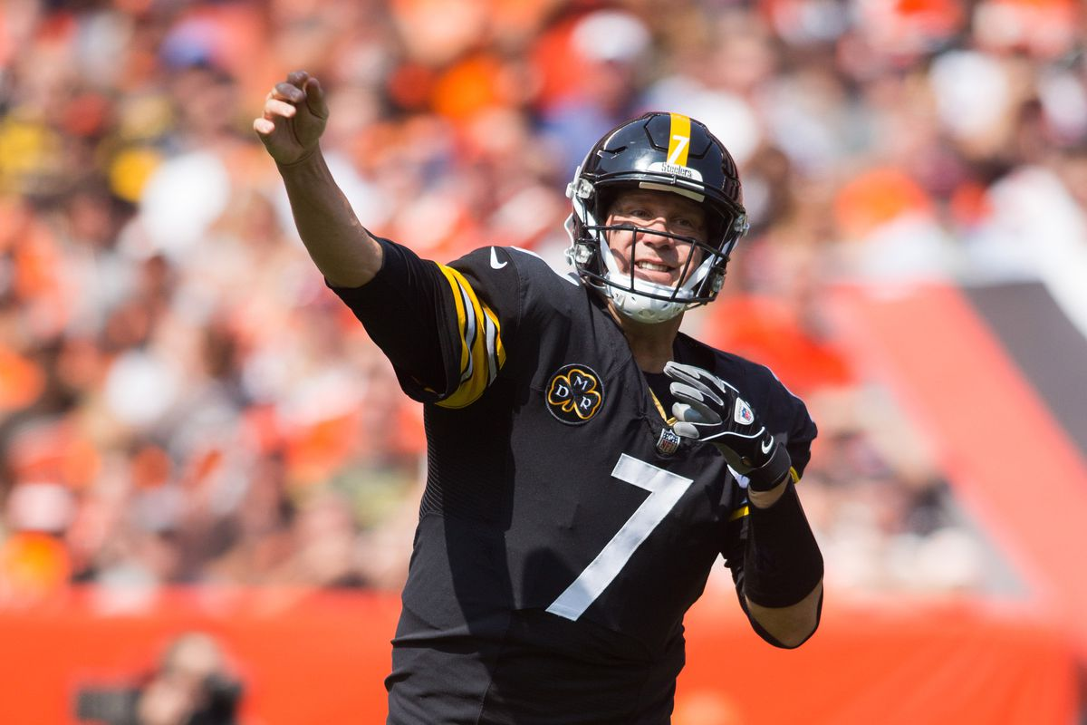 "Ben Roethlisberger on the Steelers Week 1 win ""It s not college"