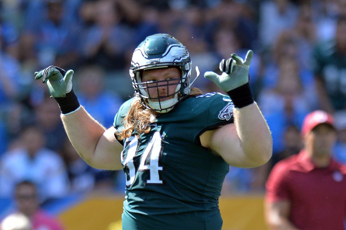 cd96966c2 Beau Allen writes goodbye message to Philadelphia Eagles fans ...