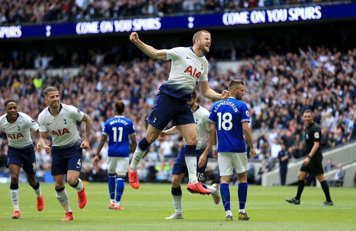 Tottenham Hotspur v Everton FC - Premier League