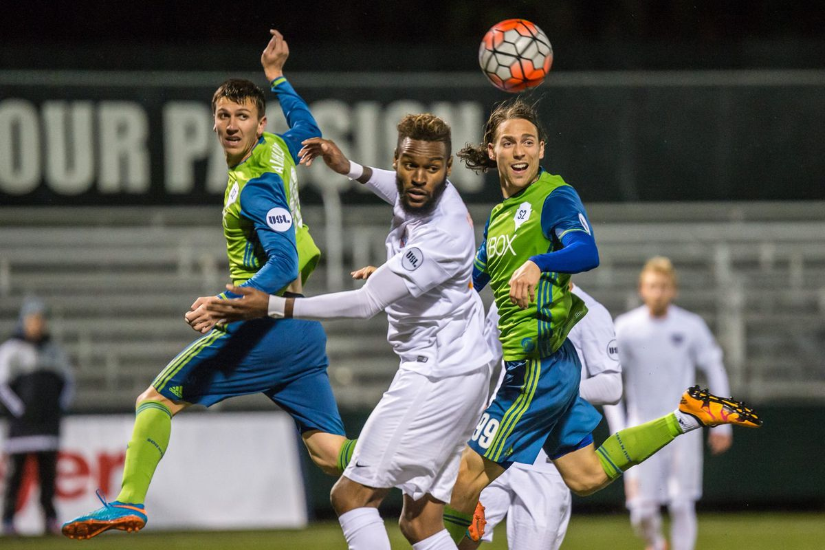 The Toros battled to a 2-2 draw in a soaked Seattle on 4/12.
