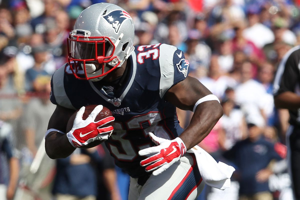 Dion Lewis was last year's underrated star in the making