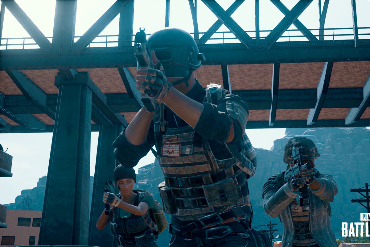 PUBG's Latest Xbox Patch Reduces Recoil on All Weapons
