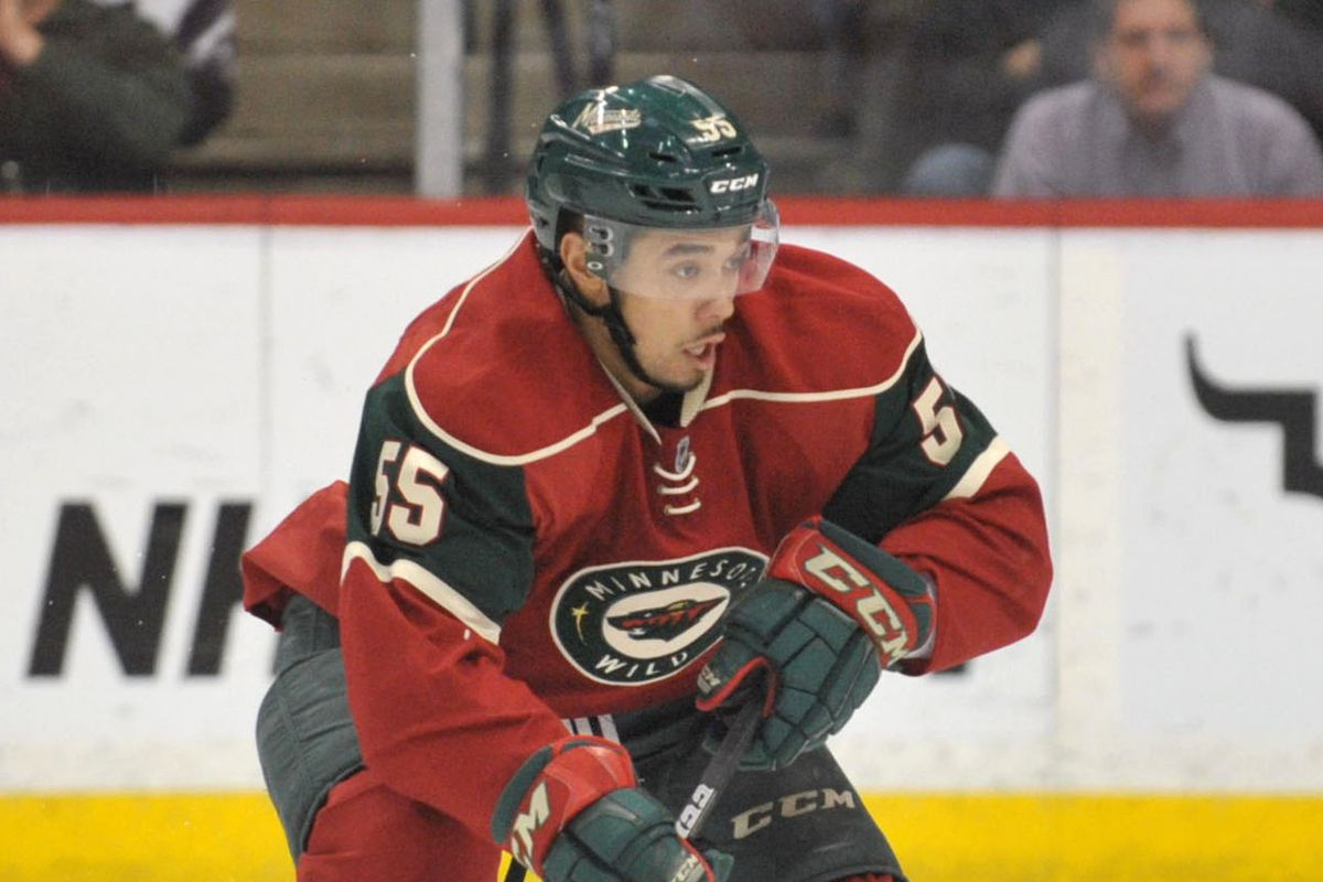 Dumba has another great game.
