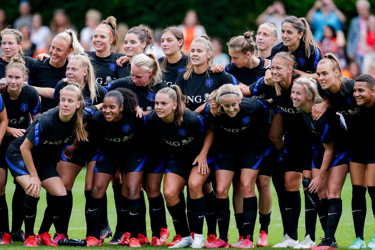Netherlands Women Training Session