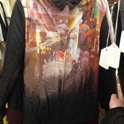 Women's jacket, $200