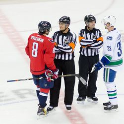 Captains and Referees