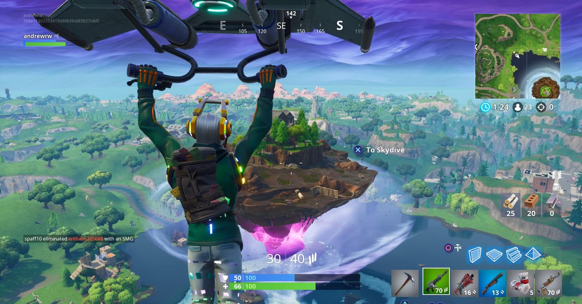 how to get more fps in fortnite