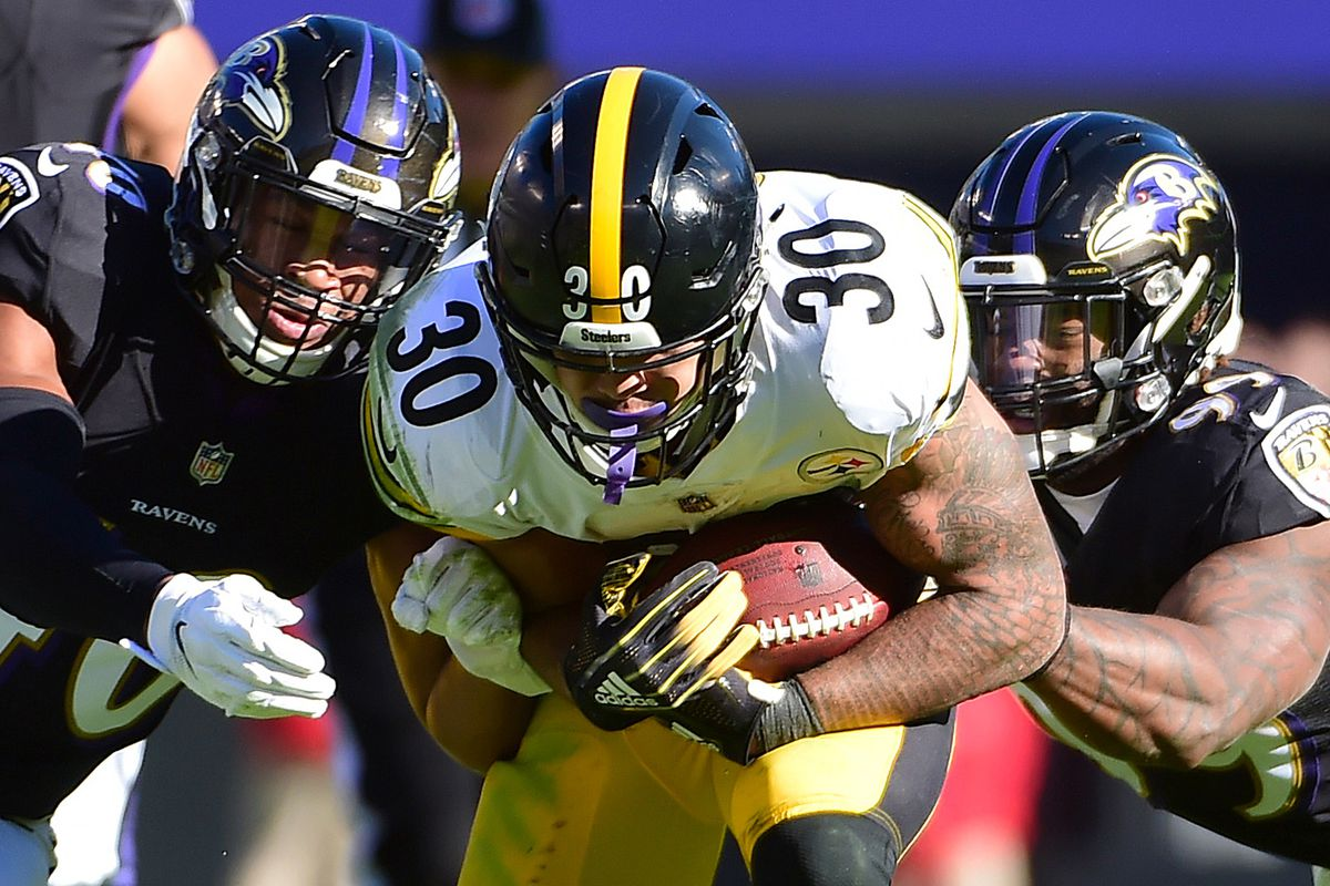 11e4f7c83 Steelers News  How the Steelers can win a Super Bowl without the help of  Le Veon Bell