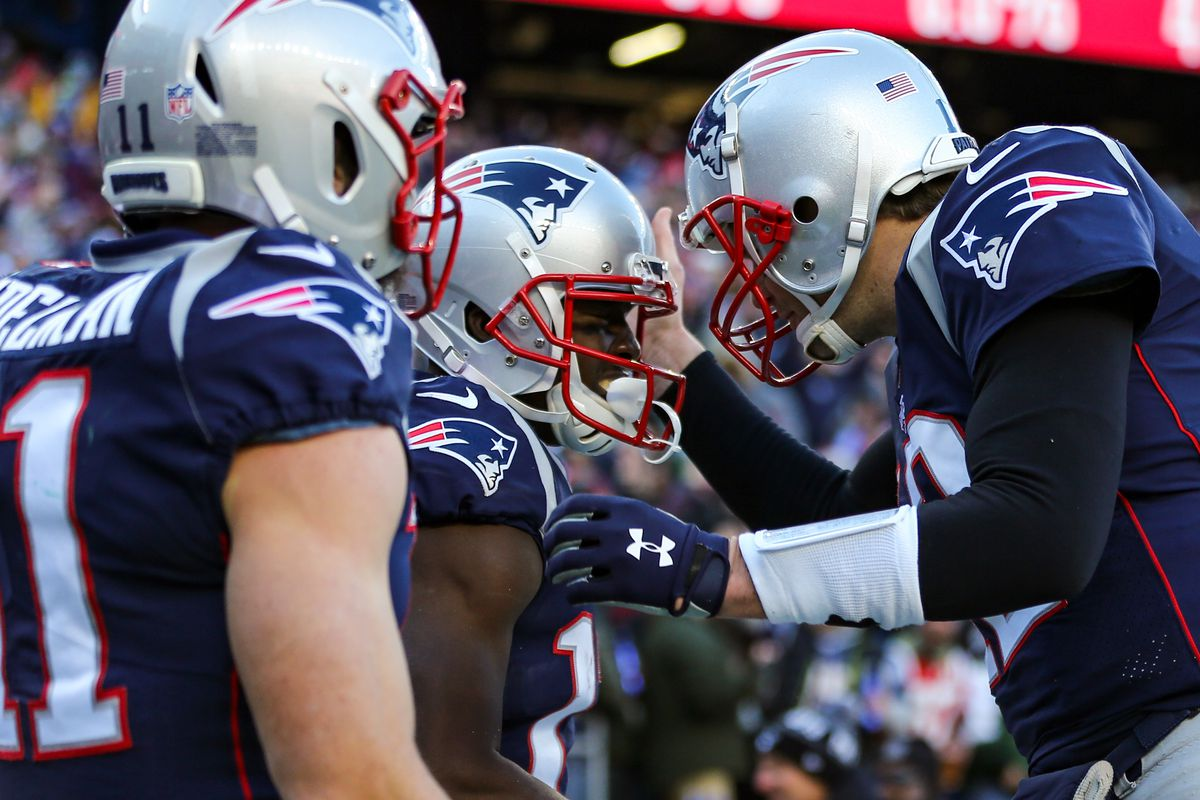 2019 NFL playoff picture  Patriots get second seed in the AFC 57a849f11