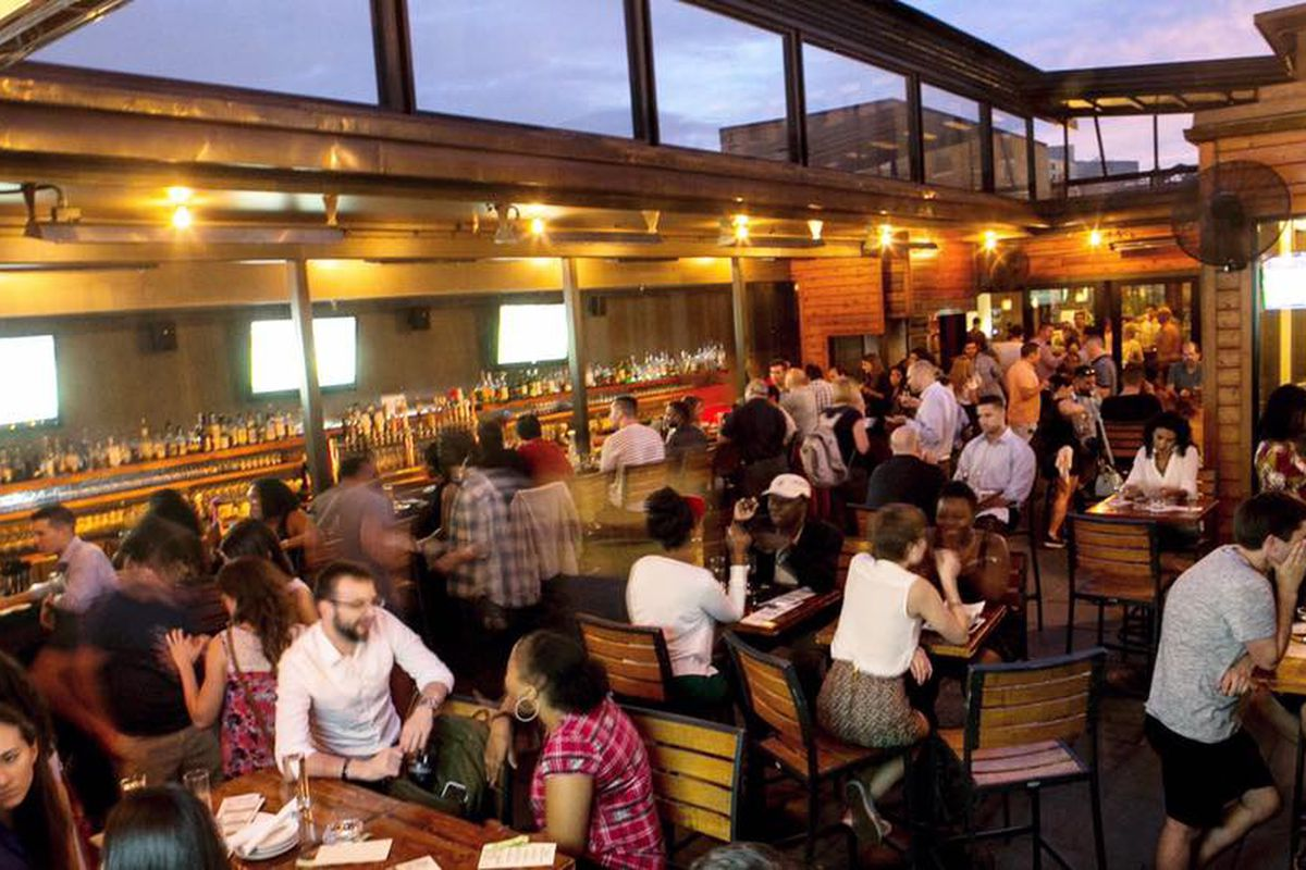 Jack Rose S Rooftop Tiki Bar Returns May 25 Plus More