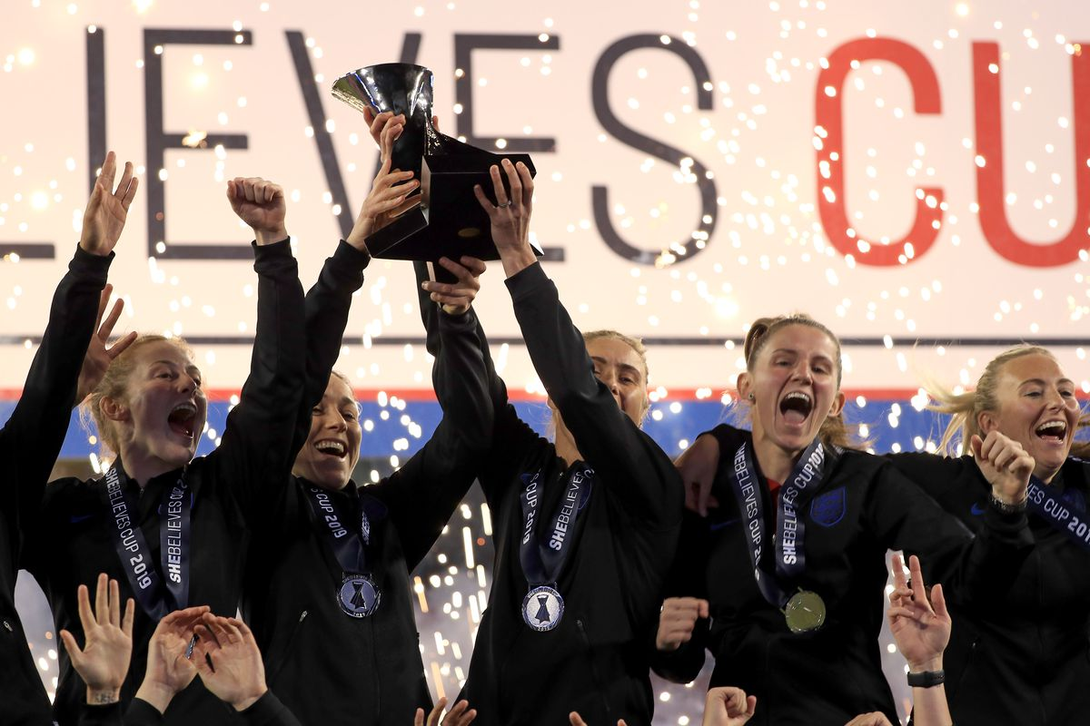 2019 SheBelieves Cup - England v Japan