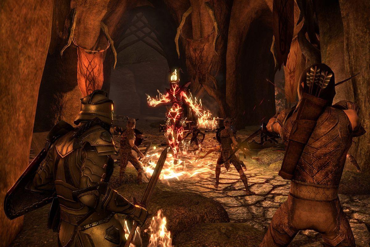 Elder scrolls online console beta date in Perth