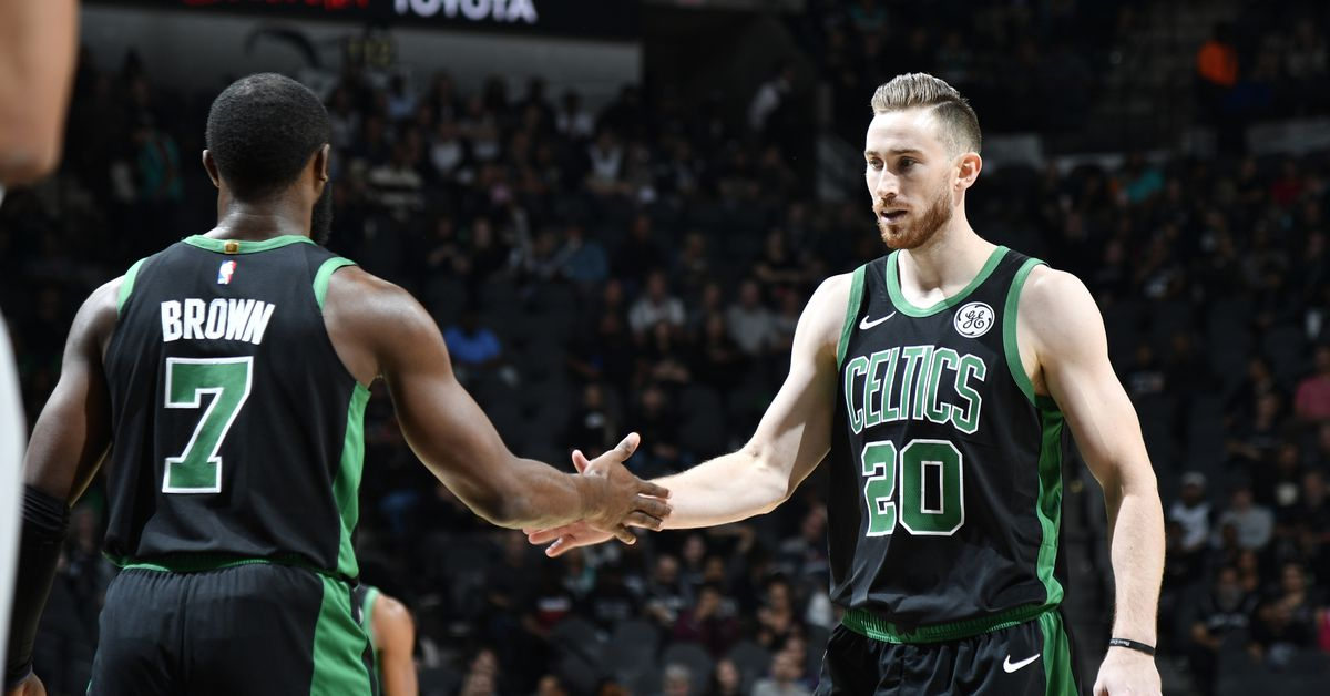 Gordon Hayward, Jaylen Brown out vs. Hawks, Kemba Walker, Marcus Smart to play