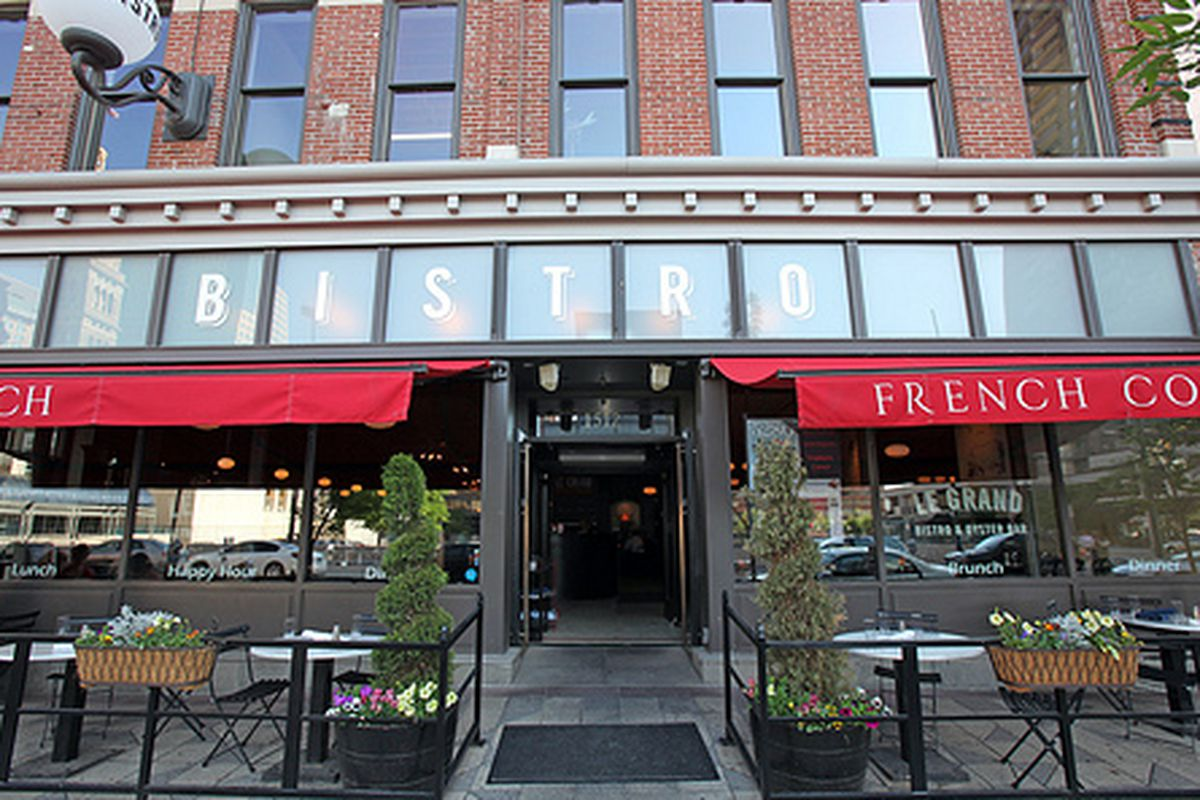 Le Grand Bistro and Oyster Bar