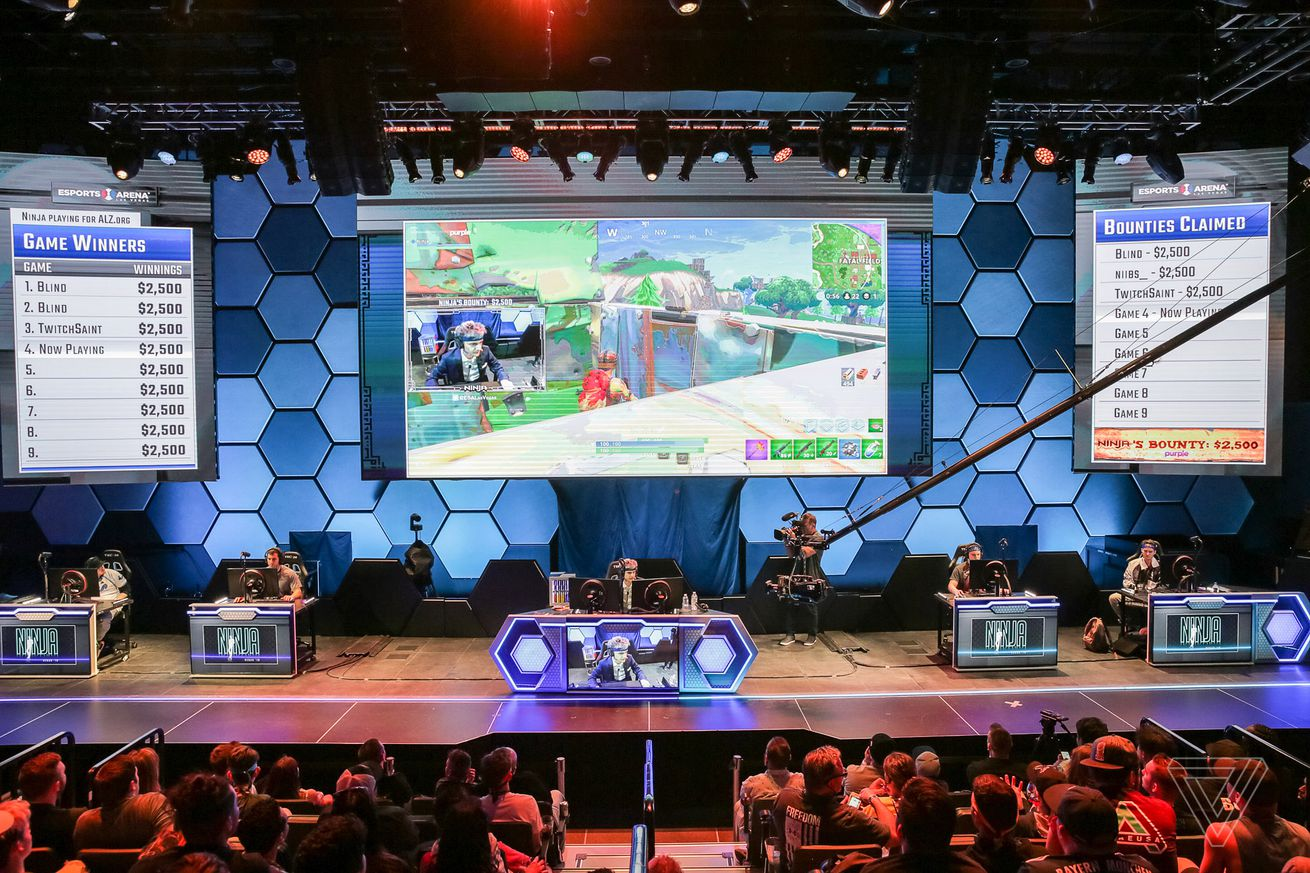the first fortnite world cup with 100 million in prize money is happening in 2019