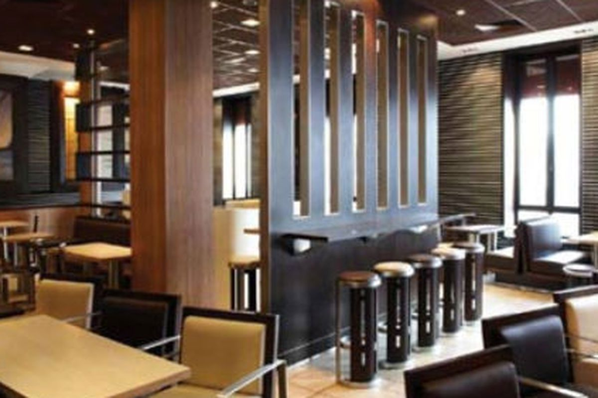 Mcdonald S Wins Over The French With Design Atmosphere Eater