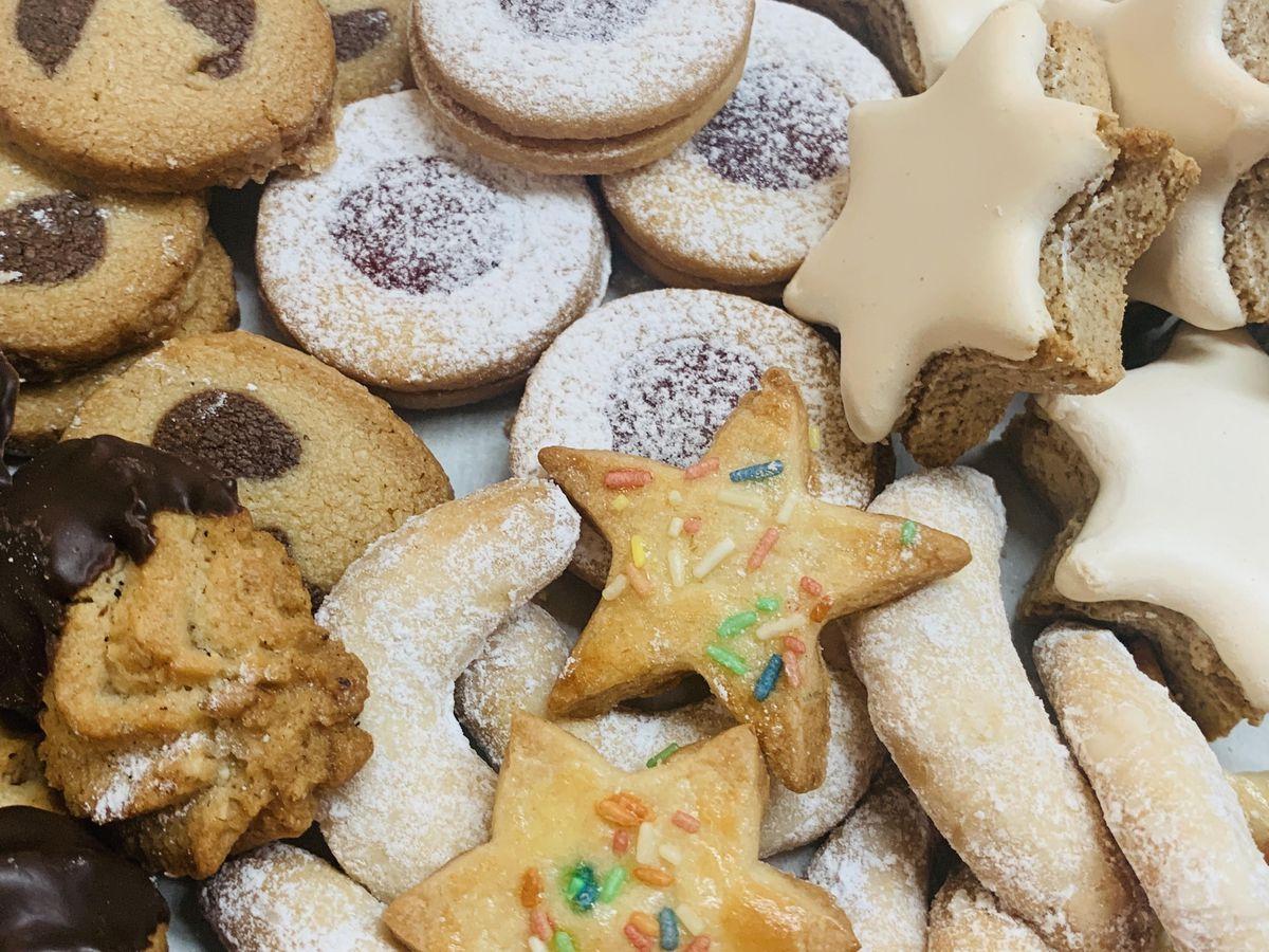Cookies at Hahdough