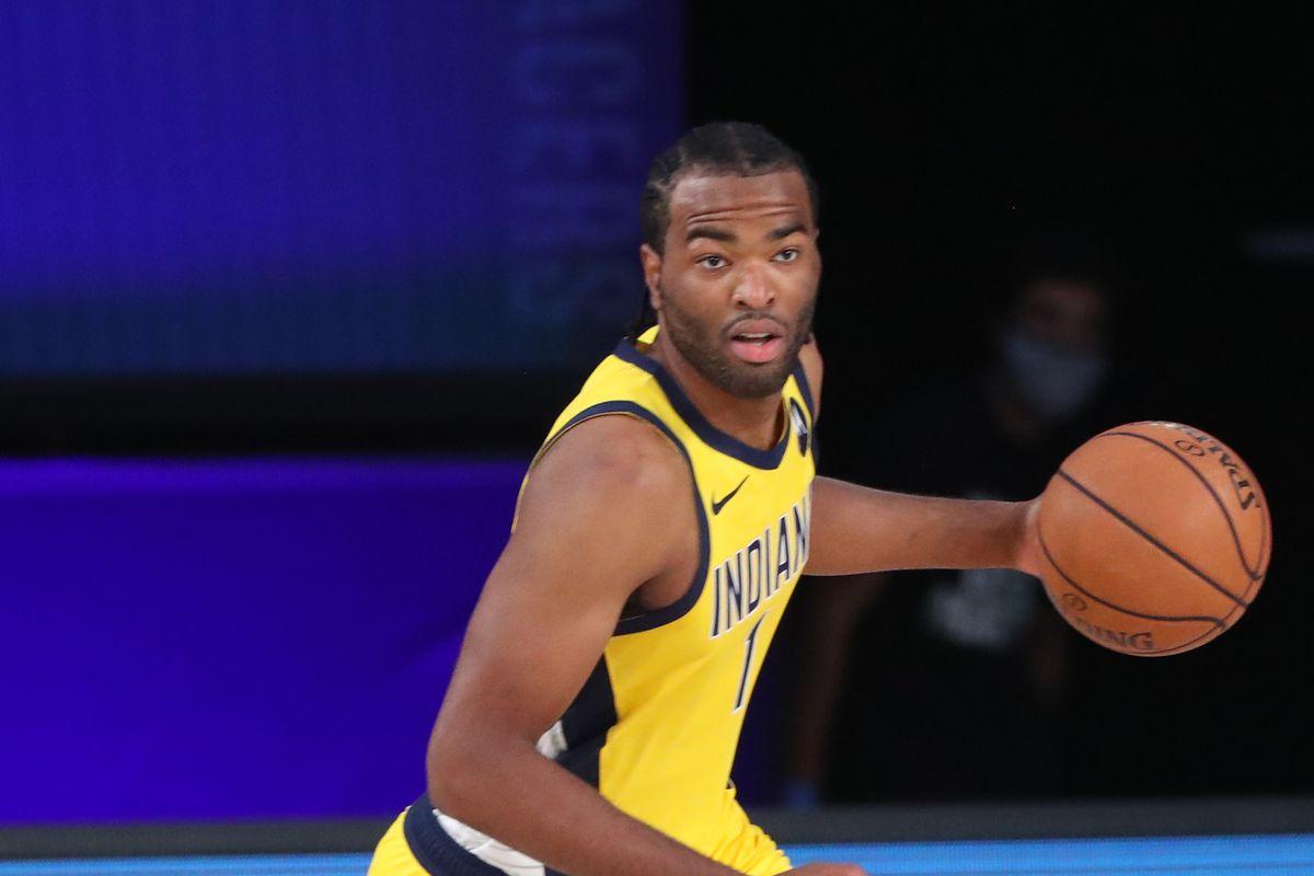 Orlando Magic v Indiana Pacers