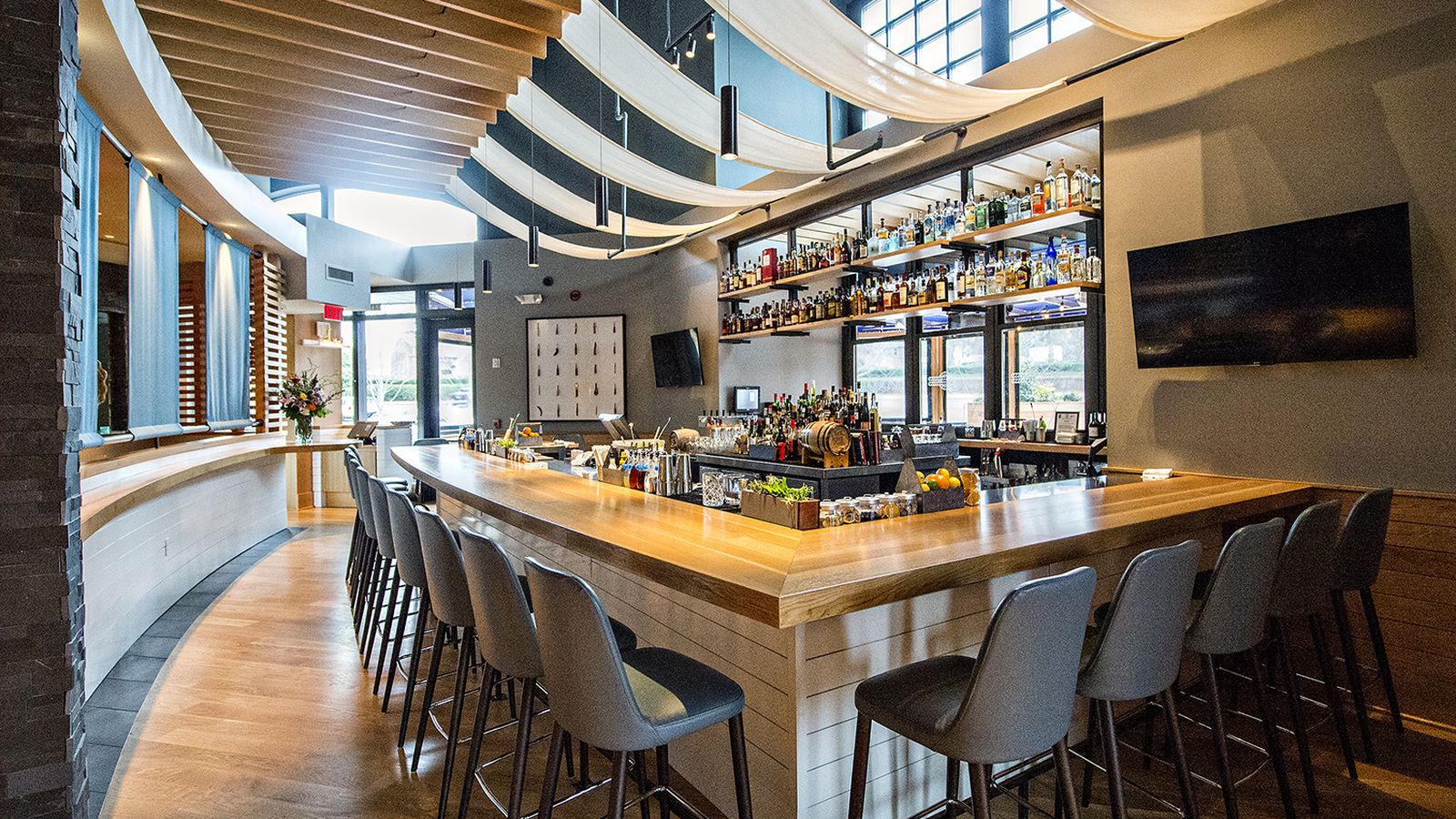 Inside drift fish house oyster bar doug turbush 39 s for Boston fish house menu