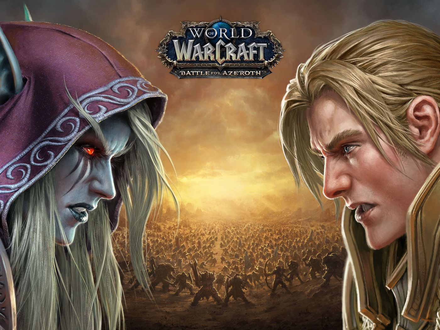 Here's how WoW Battle for Azeroth's Warfront mode will work