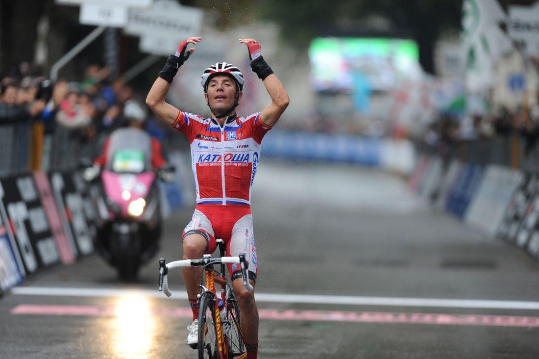 Rodriguez wins Lombardia