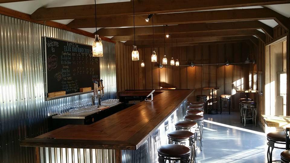 Blue Toad VA bar