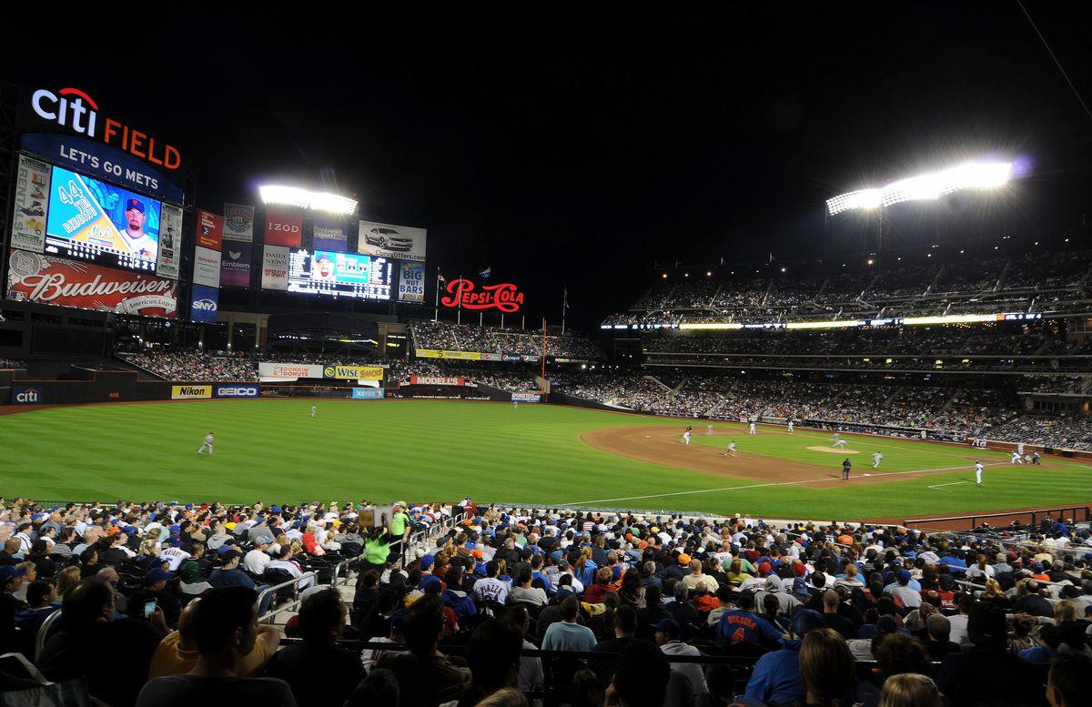 MLB: JUN 22 Cardinals at Mets